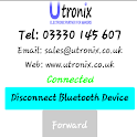 UTRONIX UBOT Bluetooth Control