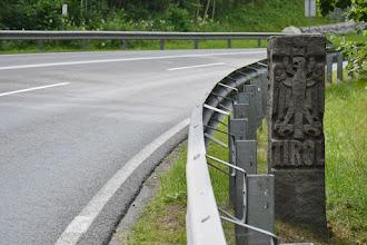 Photo: Teraz dopiero przekraczam granicę pomiędzy ziemią salzburską, a Tyrolem.
