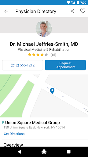 WebMD: Check Symptoms, Find Doctors, & Rx Savings Screenshots 3