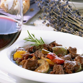 Country-style Lamb Stew
