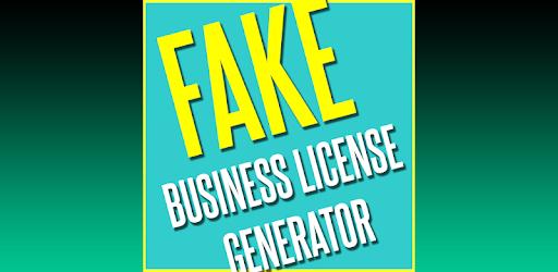 Fake Business License Maker 4 apk download for Android • com twilium