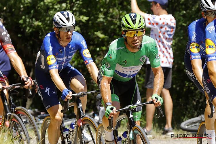 Het is gebeurd! Cavendish evenaart in Carcassonne record van Eddy Merckx in aantal ritzeges in Tour de France