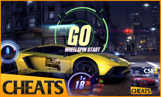Download Cheats for CSR Racing 2 Google Play softwares