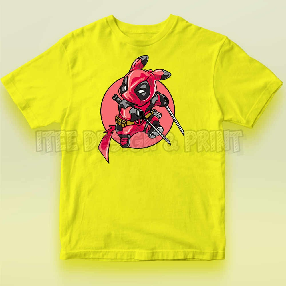 Pokemon Pikachu Ninja 6