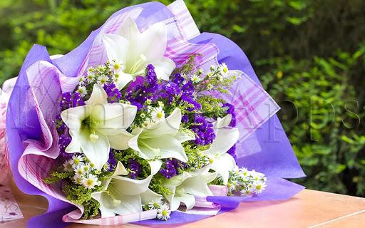 Tile Puzzle Flowers Bouquet 1.04 screenshots 4