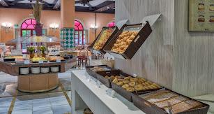 Los buffets de la cadena hotelera son inmejorables.