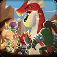 Dragon Warriors : Idle RPG