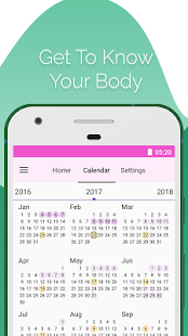 App Period and Ovulation Tracker, Menstrual Cycle App APK for Windows Phone