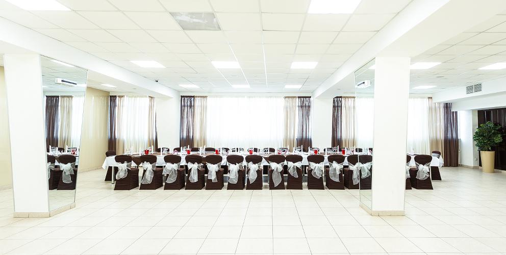 Ланч-холл в Екатеринбурге