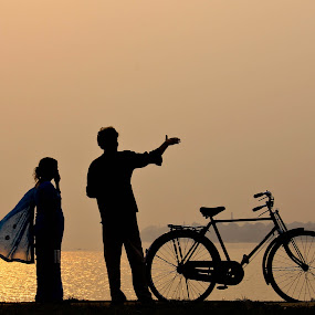 ......and they lived happily ever after..... by Debasish Naskar - People Couples