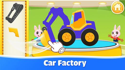Cars for kids - Car sounds - Car builder & factory 1.3.4 screenshots 13