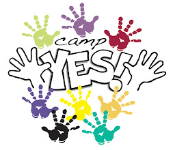 "Photo: ""Camp YES!"" logo (final version)"