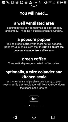 玩免費遊戲APP|下載Roast Buddy - Coffee Roasting app不用錢|硬是要APP