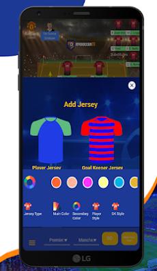 MYSOCCER11 - Football Lineup and Tactics Builder.のおすすめ画像4