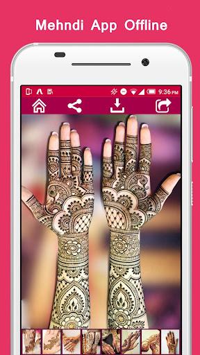 Mehndi App Offline  screenshots 1