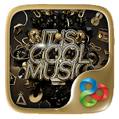 Cool Music GO Launcher Theme