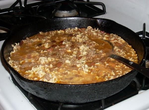 Cowboy Skillet Meal Recipe