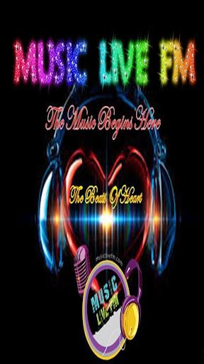 MusicLiveFM