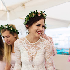 Wedding photographer Nataliya Varenicya (mysoul). Photo of 26.06.2017