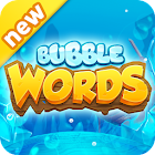 Bubble Words Game - Pesquisar e conectar letras icon