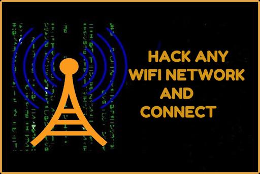 Wi Fi Password Hacker - Prank