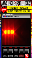 Screenshot of Walkie Policia