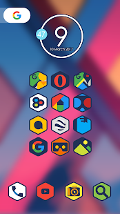 Sixmon - Icon Pack Screenshot