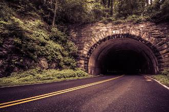 Photo: Blue Ridge Tunnel
