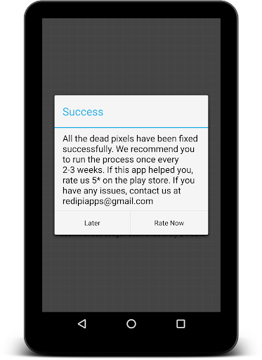 Touchscreen Dead pixels Repair screenshot 15