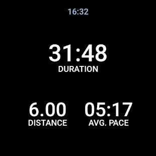 Runtastic Running App & Mile Tracker Screenshot