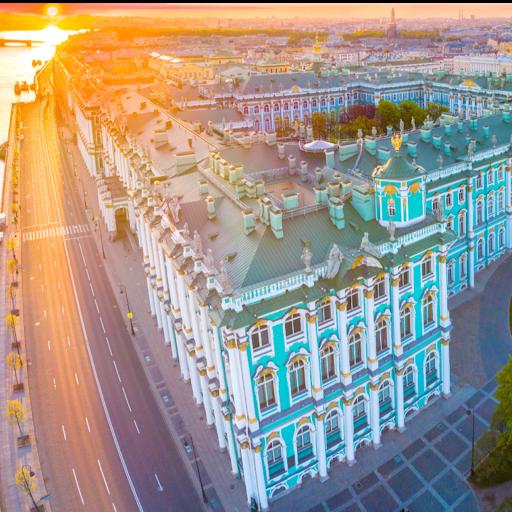 MOSCOU SAINT PÉTERSBOURG