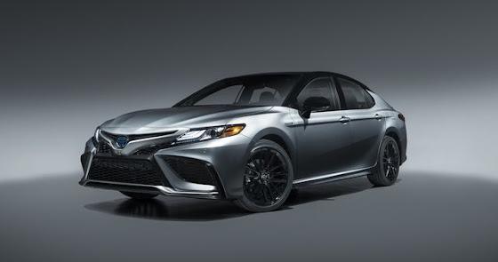 Toyota Camry se actualiza y viene más deportivo