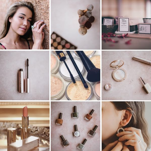 Fashionable Collage - Instagram Post Template
