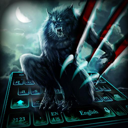 Werewolf Redraw Keyboard & Themes(cool)