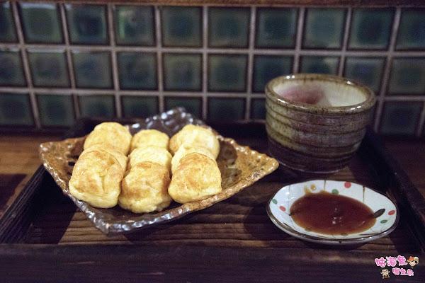 口感如同在日本所吃到的章魚燒,非常有特色的一間小店