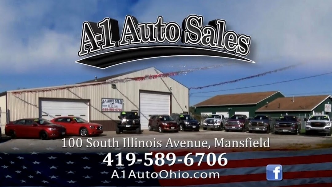 A1 Auto Sales >> A1 Auto Sales Car Dealer In Mansfield