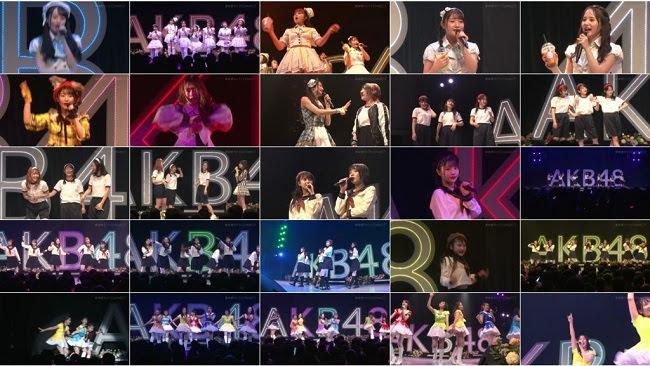 200223 (1080p) AKB48 New Unit Live Festival Unit B (HUETONE)
