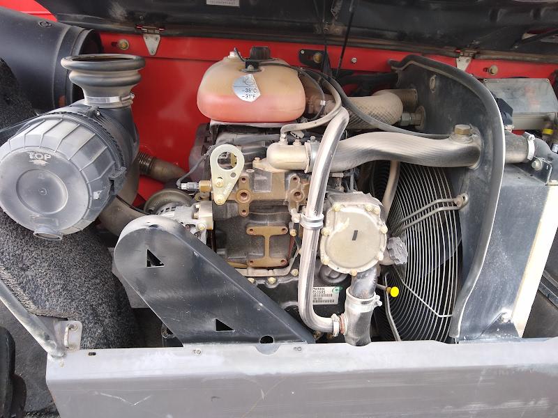 Picture of a MANITOU MT1840 E3