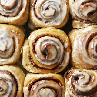 Cinnamon Roll Glaze Without Cream Cheese Recipes.