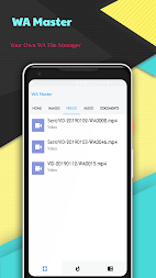 WA Master - Status Saver APK screenshot thumbnail 4