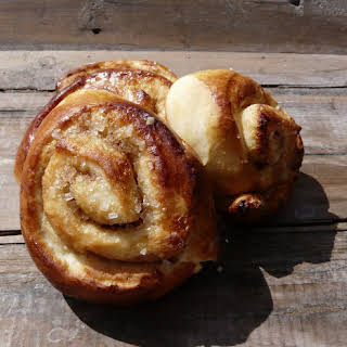 Swedish Cinnamon Rolls.