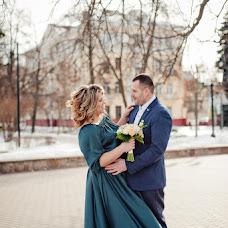 Wedding photographer Elena Proskuryakova (ElenaNikitina). Photo of 14.02.2018