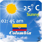Colombia Weather, CO weather