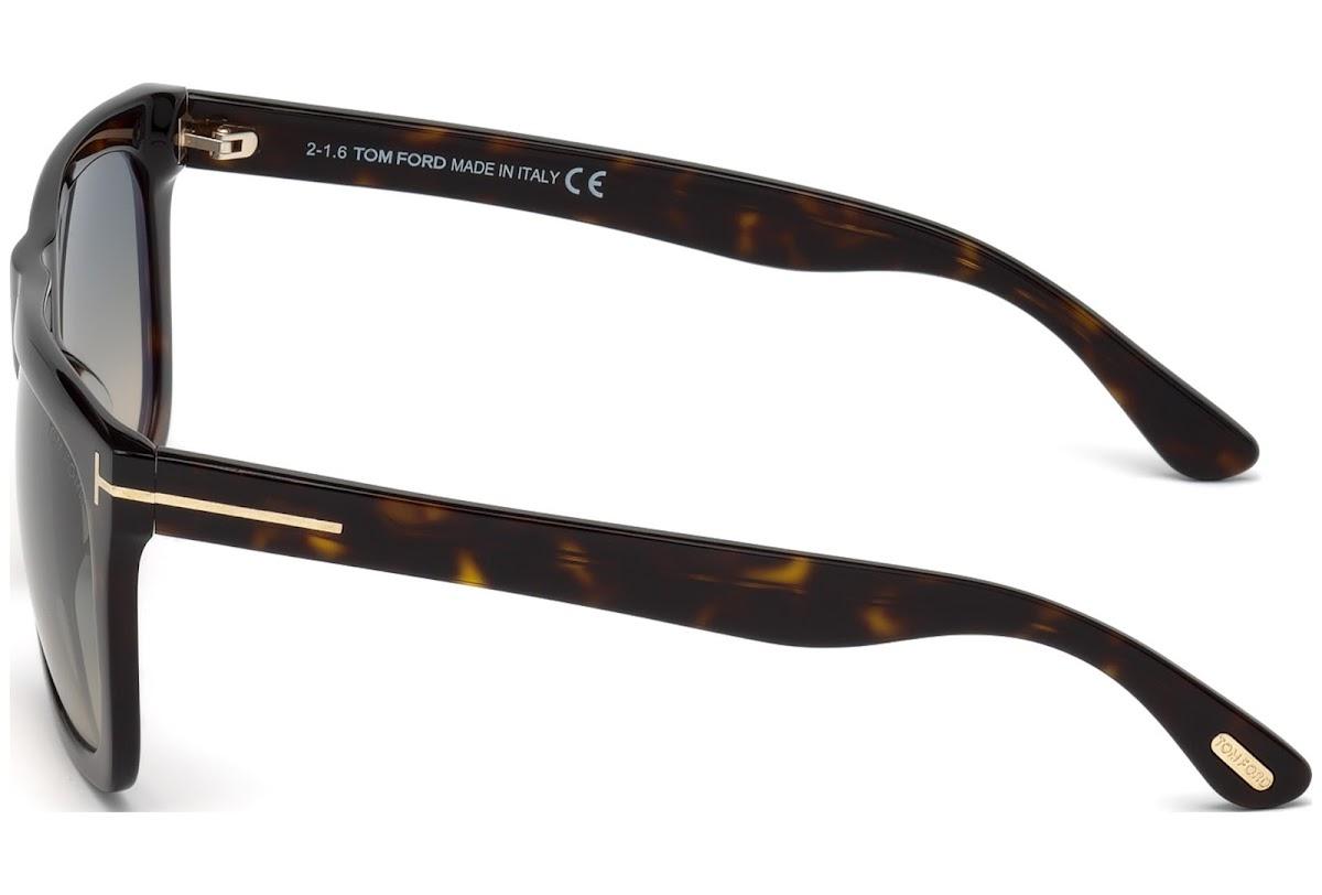 ed1d8f1f2dd ... Sunglasses Tom Ford Morgan FT0513 C57 52W (dark havana   gradient blue).  24h Shipping