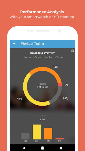 Workout Trainer: fitness coach 9.2 gameplay | AndroidFC 2