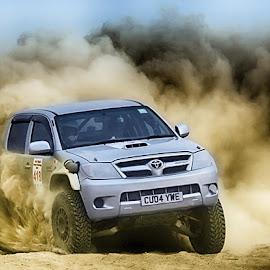 Drift  by Abdul Rehman - Sports & Fitness Motorsports ( natural light, pakistan, sand, jhal magsi, adventure, desert, thrilling, dust, sport, dangerous, baluchistan,  )