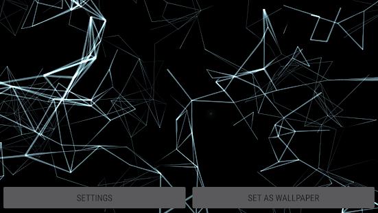 [Neon Particles 3D Live Wallpaper] Screenshot 15