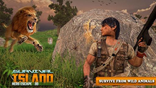 Survival Island: Hero Survivor Escape Simulator 3D 1.0 {cheat|hack|gameplay|apk mod|resources generator} 5
