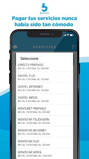 Biyuyo screenshot 5