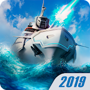 Pacific Warships: Online Wargame PvP Naval Shooter 0.9.61 MOD APK